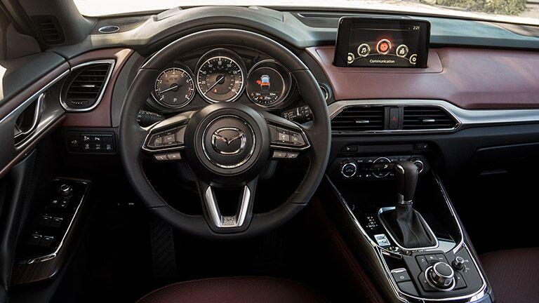 Details of 2016 Mazda CX-9