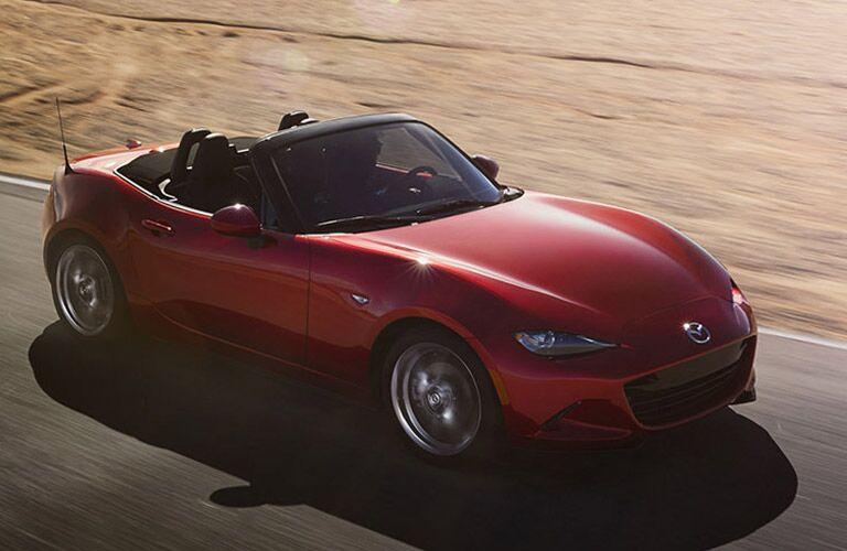 New Mazda Miata performance specs Dayton OH