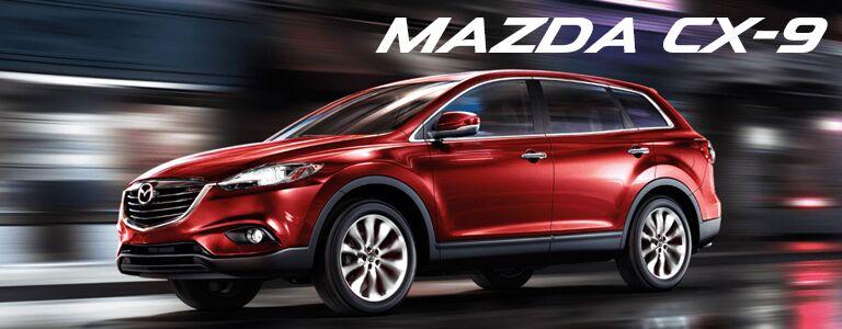 Mazda CX-9 Dayton, OH