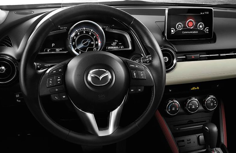 2017 Mazda CX-3 features
