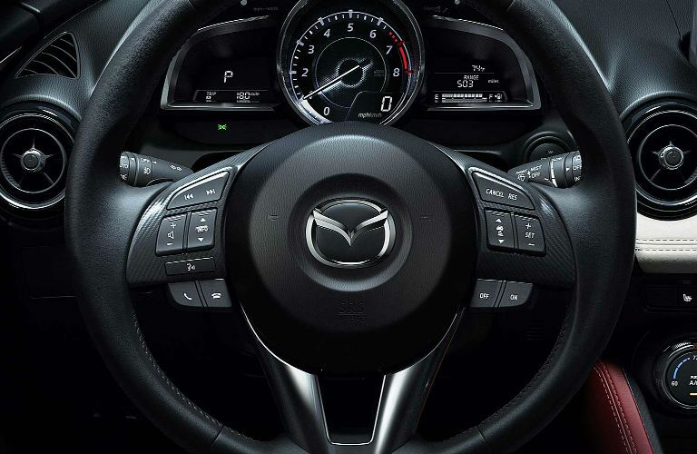 2017 Mazda CX-3 technology