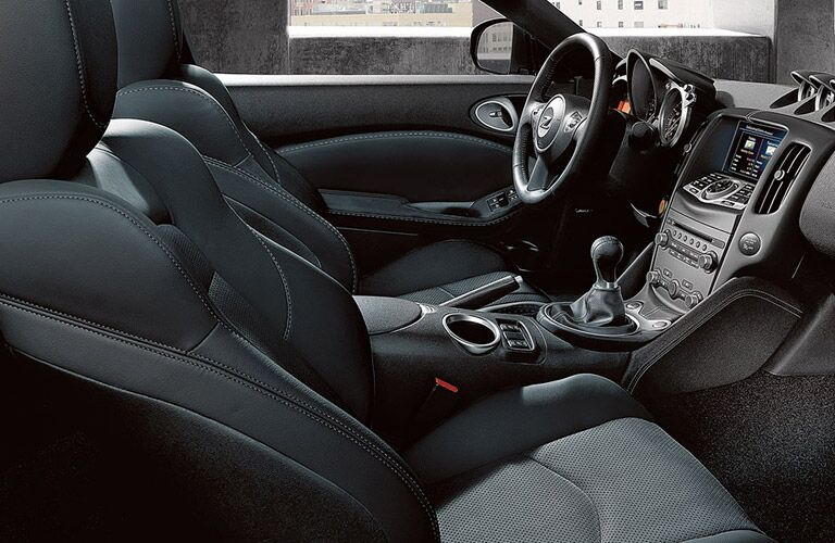 2017 nissan 370z engine specs matt castrucci nissan. Black Bedroom Furniture Sets. Home Design Ideas