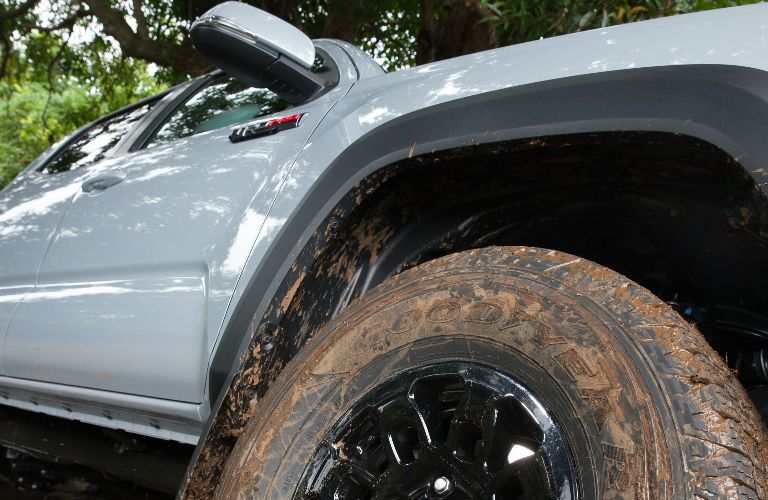 2017 Toyota Tacoma TRD Pro View of Tire