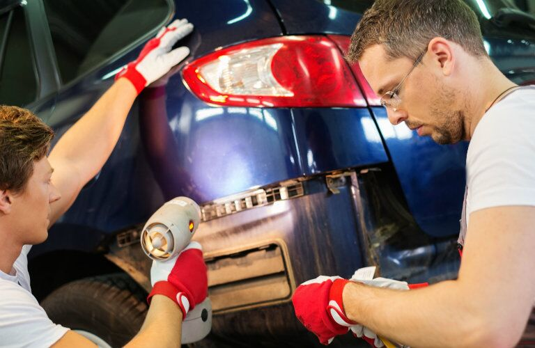 Fix Broken Taillight in Colorado Spings