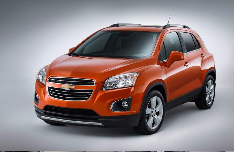 Used Chevy Trax in Colorado Springs CO