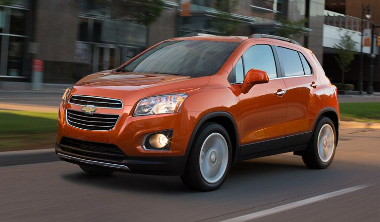 Chevy Trax for sale Colorado Springs CO