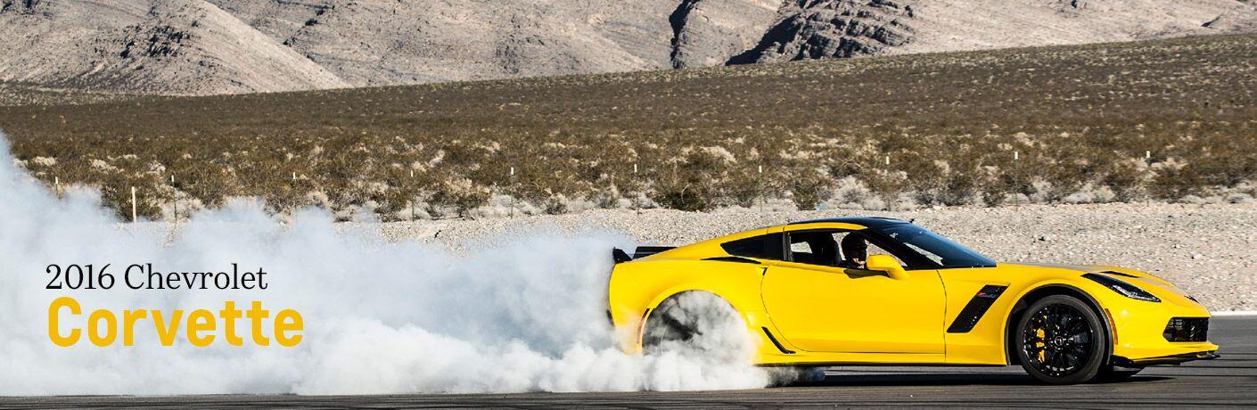 2016 Chevy Corvette Colorado Springs CO