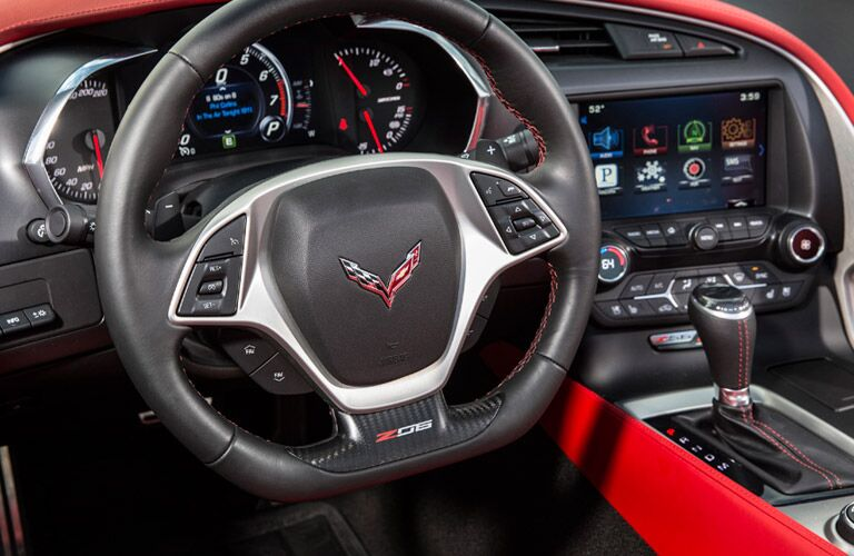 2016 Chevy Corvette Stingray Steering Wheel