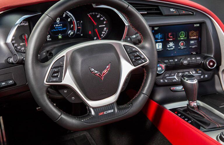 2016 Chevy Corvette Stingray Steering Wheel