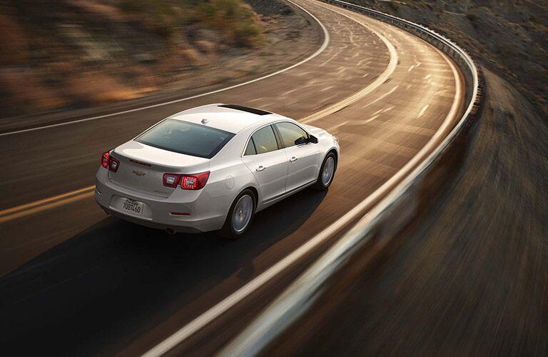 2016 Chevy Malibu fuel economy