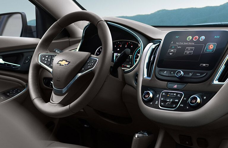 2016 Chevy Malibu Steering Wheel