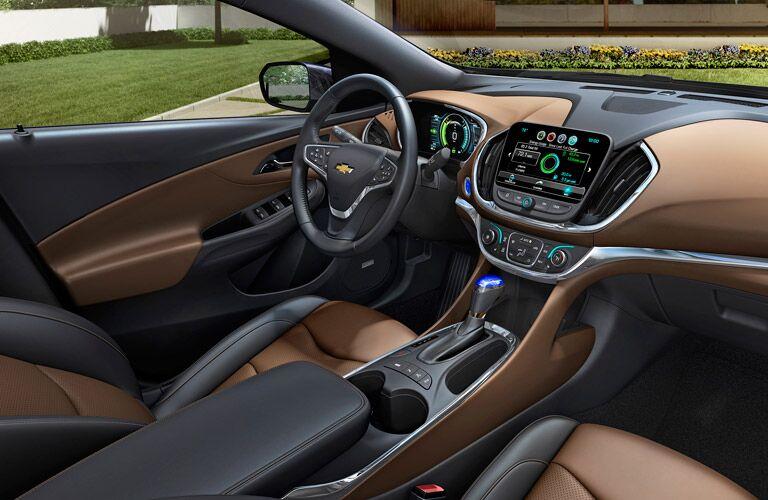 2016 chevy volt interior color options