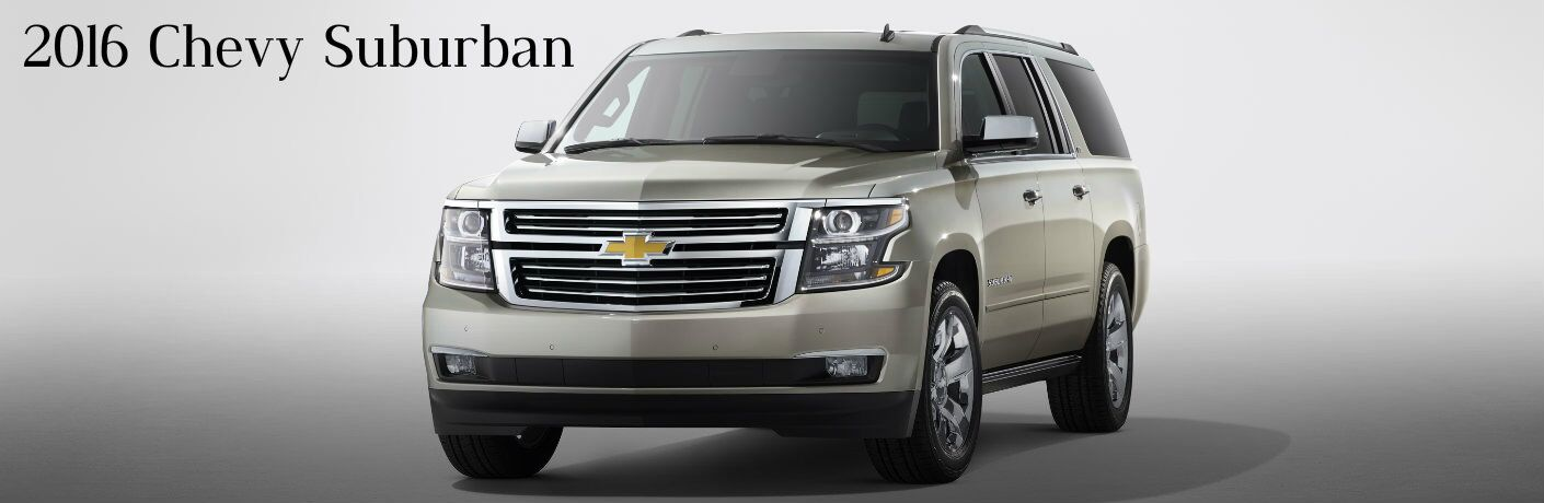 2016 Chevy Suburban Colorado Springs CO