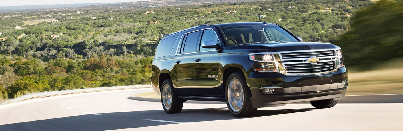 2017 Chevy Suburban Colorado Springs