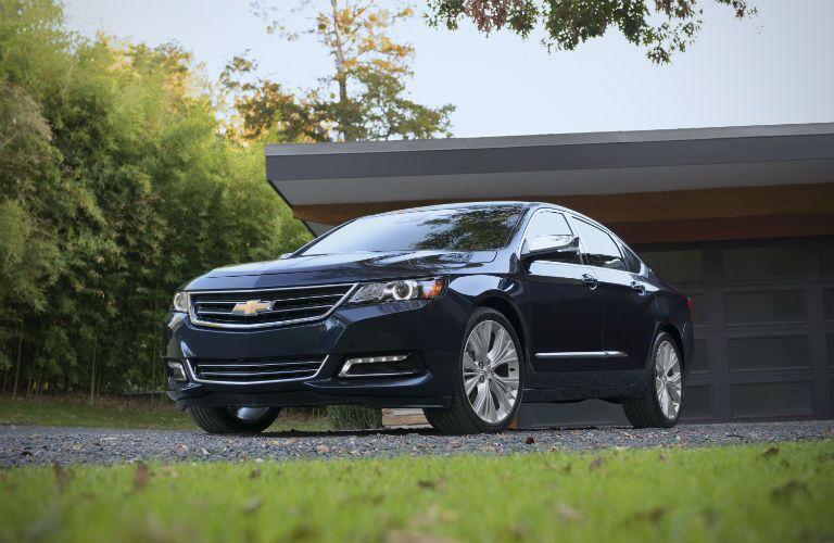 2017 Impala offers Al Serra buyers an athletic full size sedan