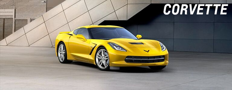 You May Be interested in Chevy Corvette