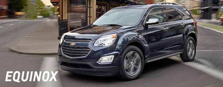You May Be interested in Chevy Equinox