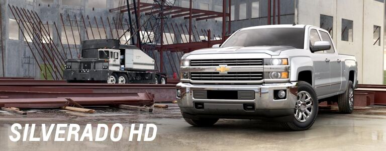 You May Be interested in Chevy Silverado