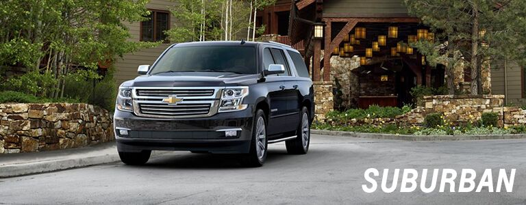 You May Be Interested in Chevy Suburban