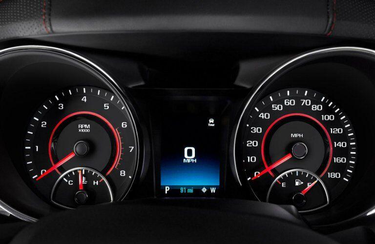 2017 Chevy SS Speedometer