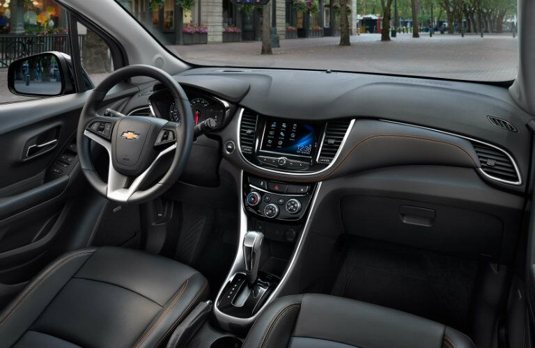 2017 Chevy Trax Infotainment