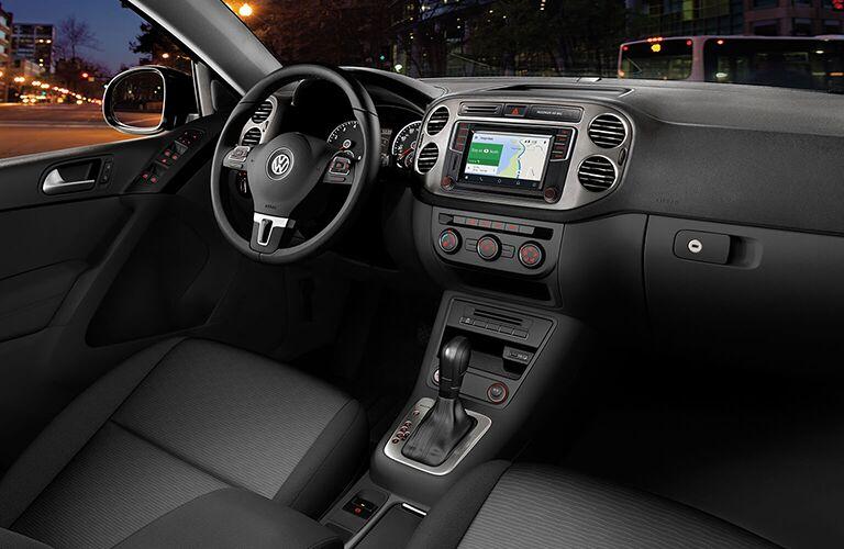 2018 Volkswagen Tiguan Limited dashboard