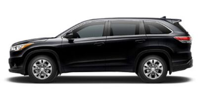 New 2017 Toyota Highlander LE Plus Burlington NC