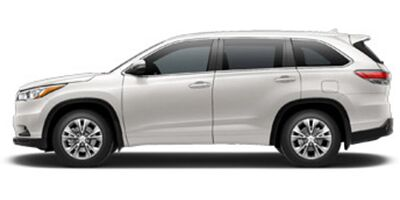 New 2017 Toyota Highlander SE Burlington NC