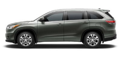 New 2017 Toyota Highlander XLE Burlington NC
