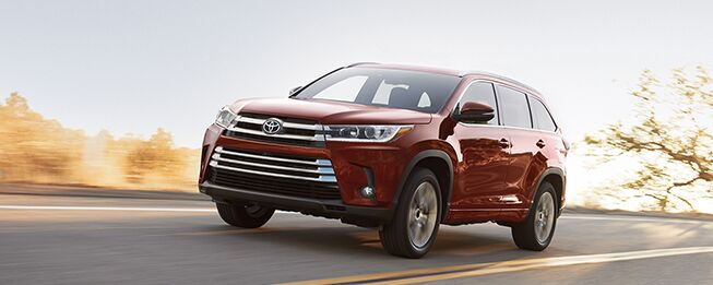 New 2017 Toyota Highlander For Sale Burlington NC