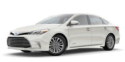 New Toyota Avalon Hybrid Burlington NC
