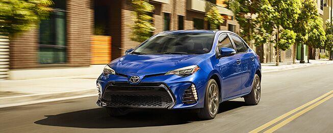 New 2017 Toyota Corolla For Sale Burlington NC