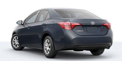 New 2017 Toyota Corolla Base Trim Burlington NC