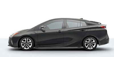 New 2017 Toyota Prius Three Touring Burlington NC