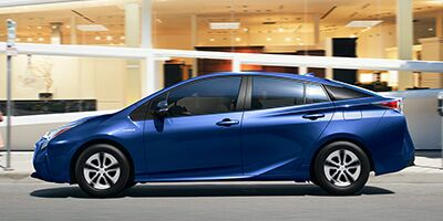 New 2017 Toyota Prius Two Eco Burlington NC