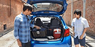 New 2017 Toyota Yaris 5 Door LE Burlington NC