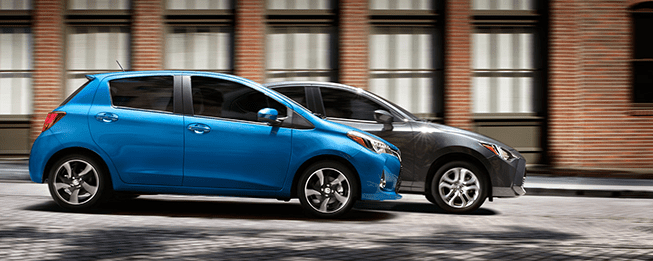 New 2017 Toyota Yaris For Sale Burlington NC