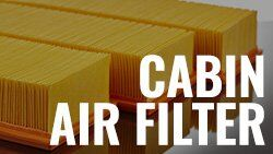 Cox Toyota Parts Cabin Air Filter