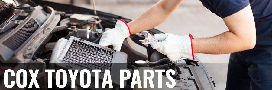 Your Burlington, NC Toyota Parts Department