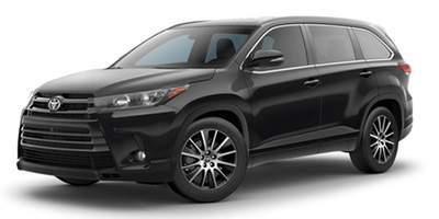 New Toyota Highlander Burlington NC