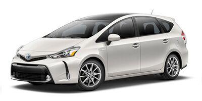 New Toyota Prius v Burlington NC