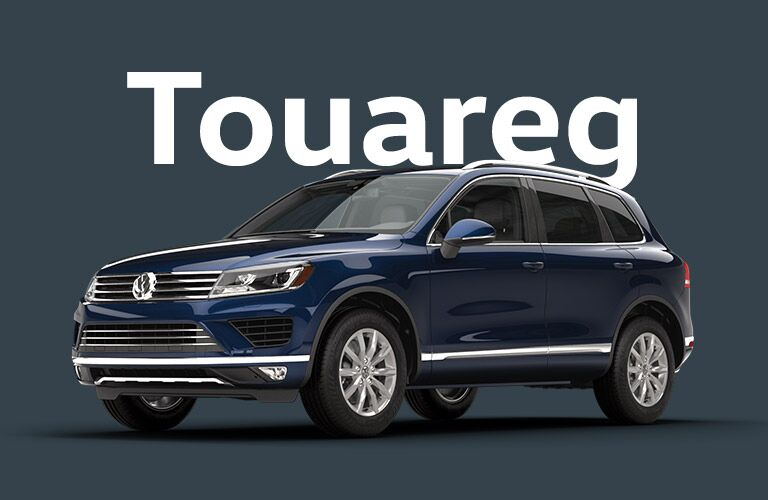 New VW Touareg Colorado Springs CO