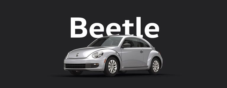 You May Be interested in Volkswagen Beetle