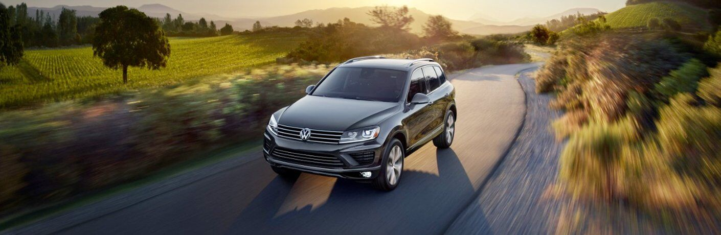 2017 Volkswagen Touareg Colorado Springs CO
