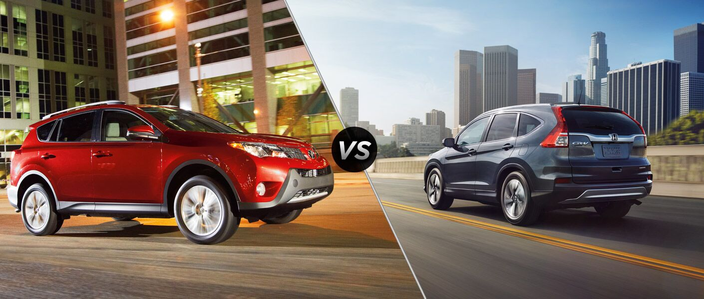 2015 toyota rav4 vs 2015 honda cr v for Honda crv vs toyota highlander