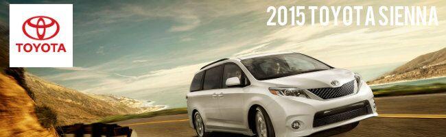 2015 Toyota Sienna Janesville WI