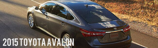 2015 Toyota Avalon Janesville WI