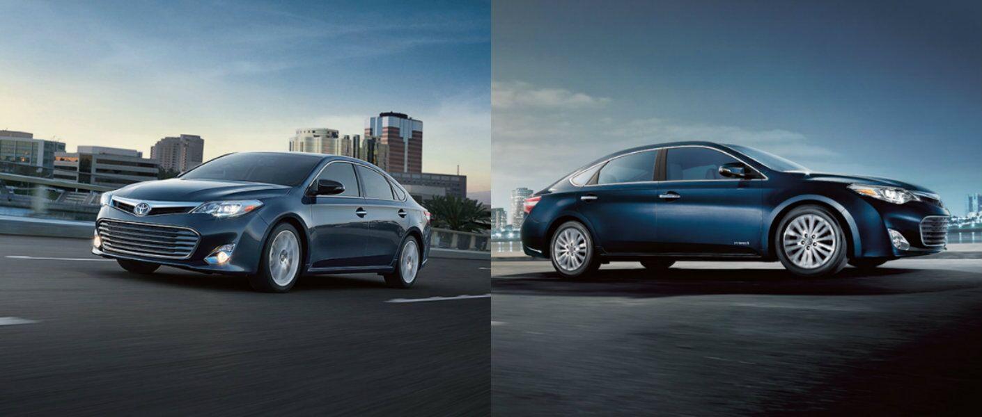 2015 Toyota Avalon vs 2015 Toyota Avalon Hybrid
