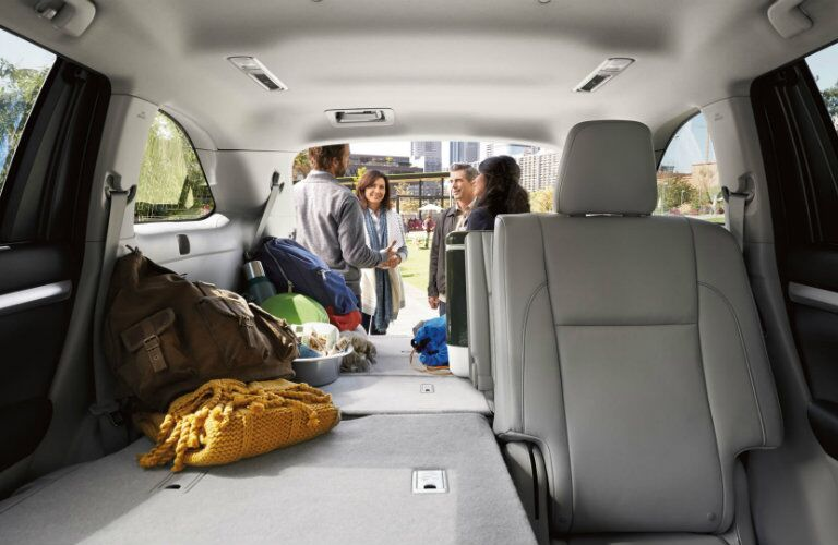 2015 Toyota Highlander Hybrid interior