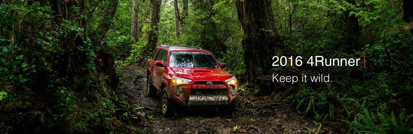 2016 Toyota 4Runner Janesville, WI